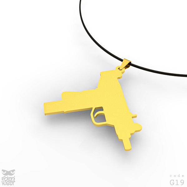 G19 | طلا / نقره / برنز / استیل