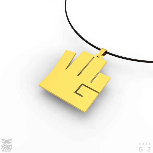 G2 |  طلا / نقره / برنز / استیل