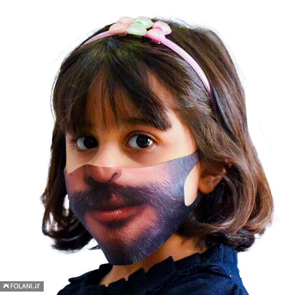 ماسک بچه گانه QB36
