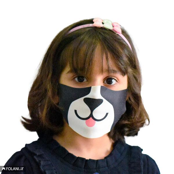 ماسک بچه گانه QB42
