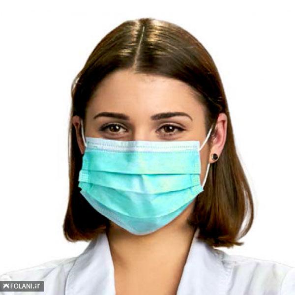 ماسک 3لایه پزشکی