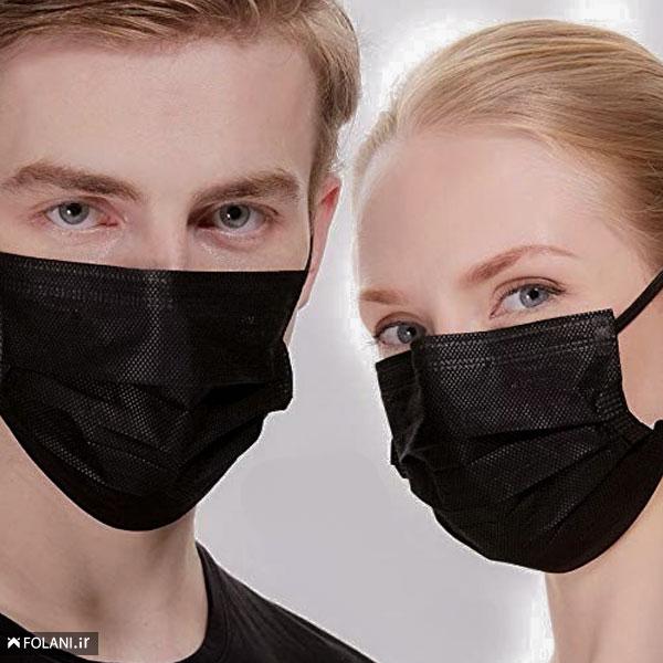 ماسک 3لایه پزشکی (جعبهای)